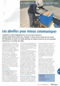 article interligne