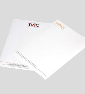 Papier entête pour Start-up