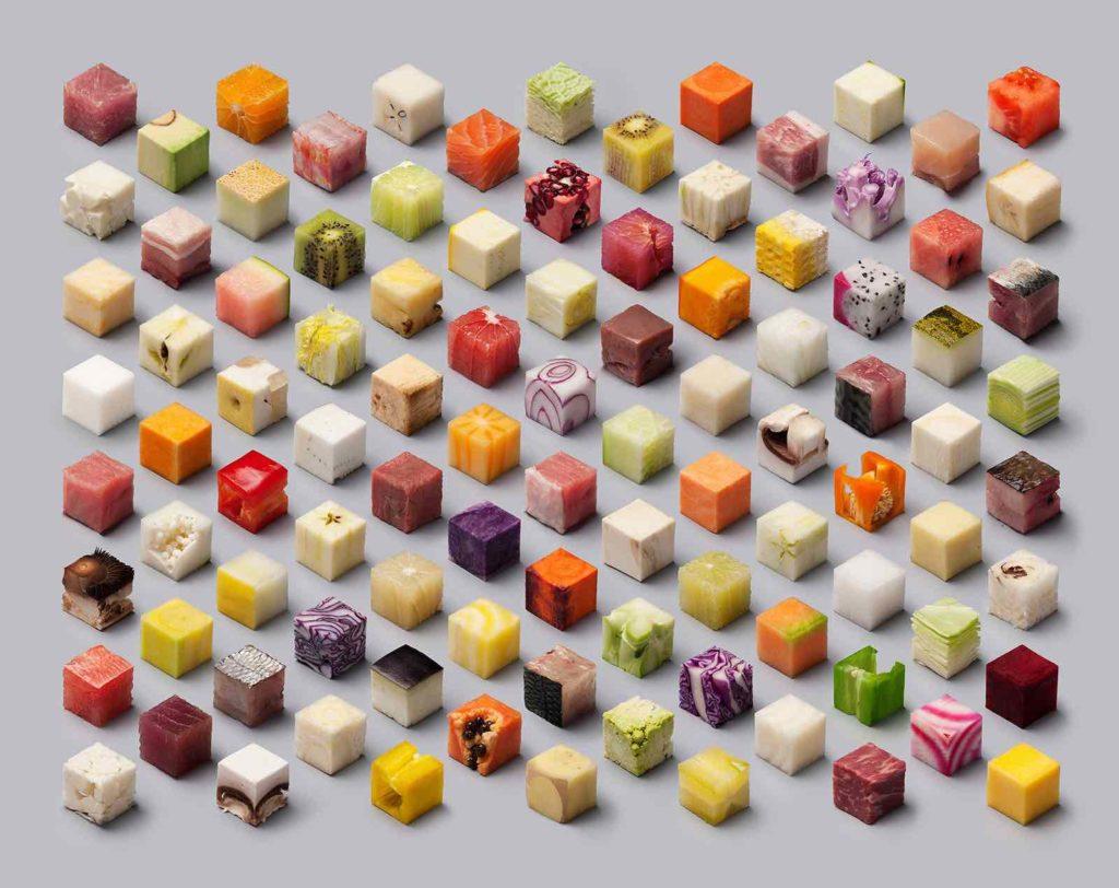 actu cube aliments