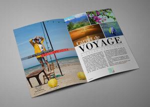 magazine agence de voyage