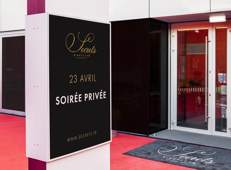 must have soirée privée