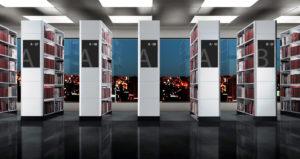 magnet grand format bibliothèque