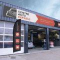 Impression garage automobile