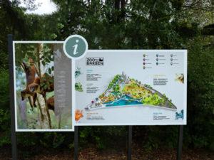 akilux à la forme parc animalier