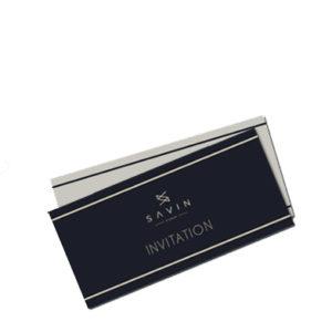 impression carte invitation
