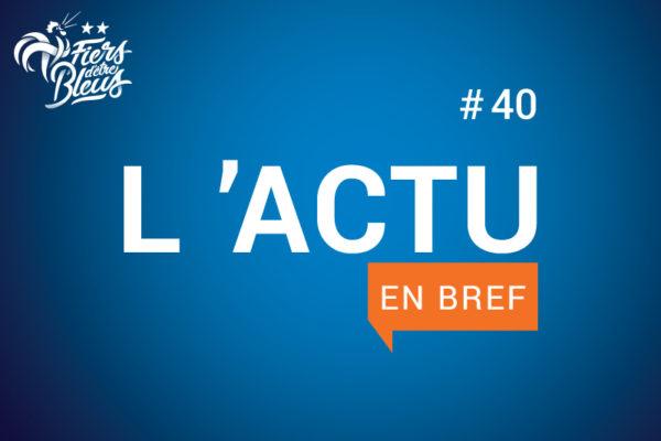 actu en bref #40