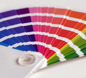 couleurs impression en ligne