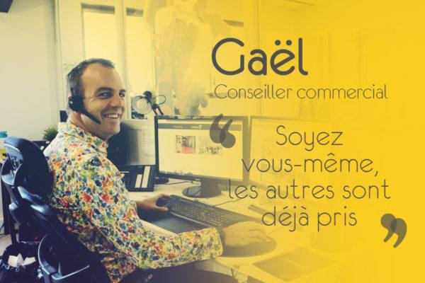 Interview Gaël