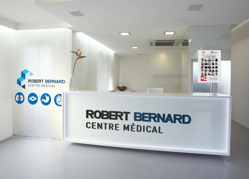 impression centre médical