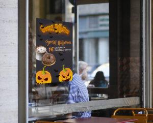 impression affiche halloween
