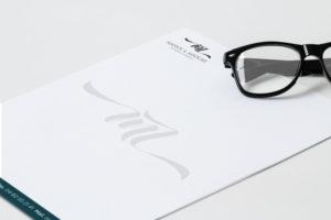 papier en-tête logo