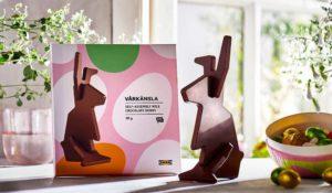 chocolat ikea campagne originale
