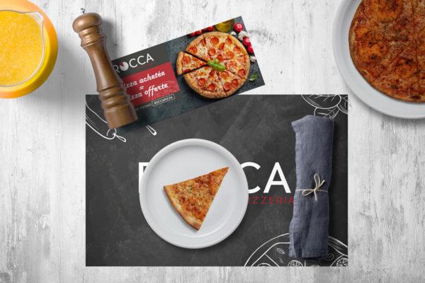 Les pizzerias : des must have pour des supports attrayants