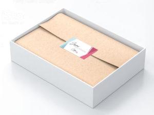 packaging etiquette