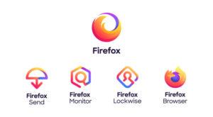 evolution logo firefox