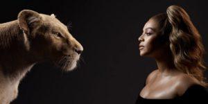 affiche roi lion