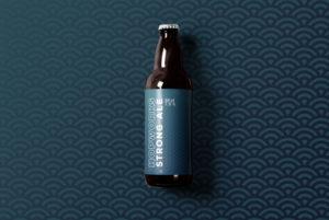 etichetta in bobina per bottiglie di birra