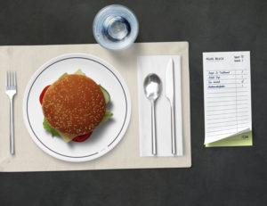 liasse autocopiante restaurant