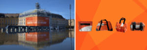campagne recyclée EasyJet