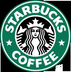 logo starbucks couleur verte