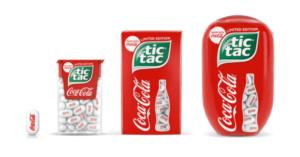 partenariat tictac coca cola