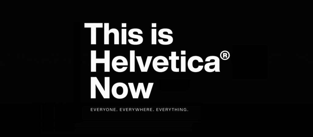 police 2020 helvetica now