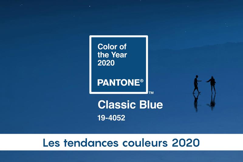 tendance couleur 2020