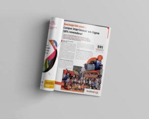 article Realisaprint.com imprimeur en ligne