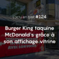 affiches burger king