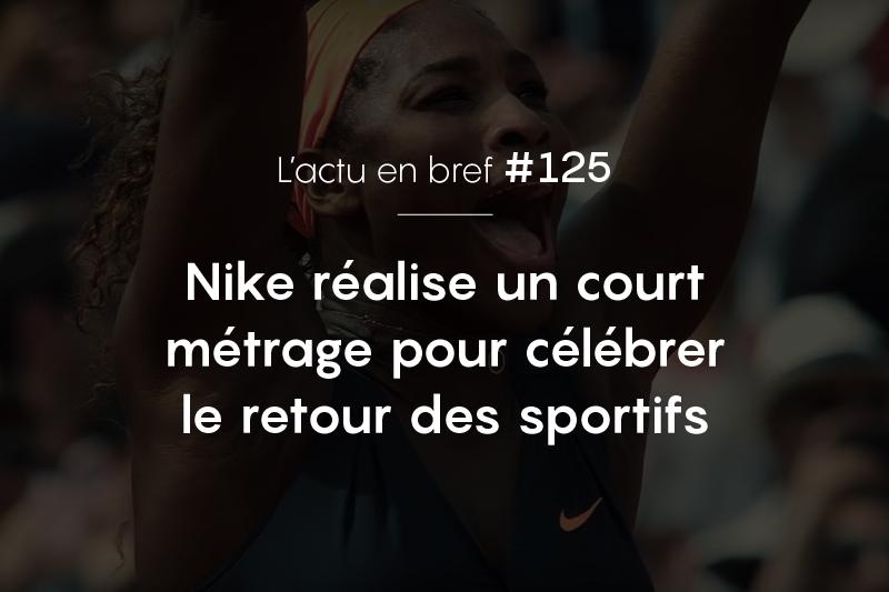 publicité Nike