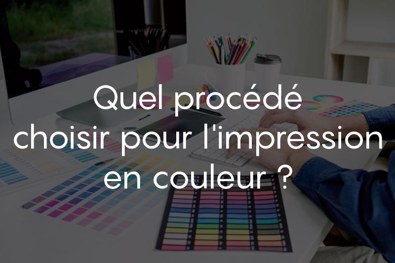 impression en couleurs