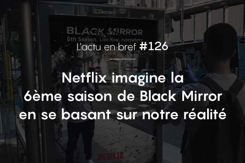 Netflix publicité