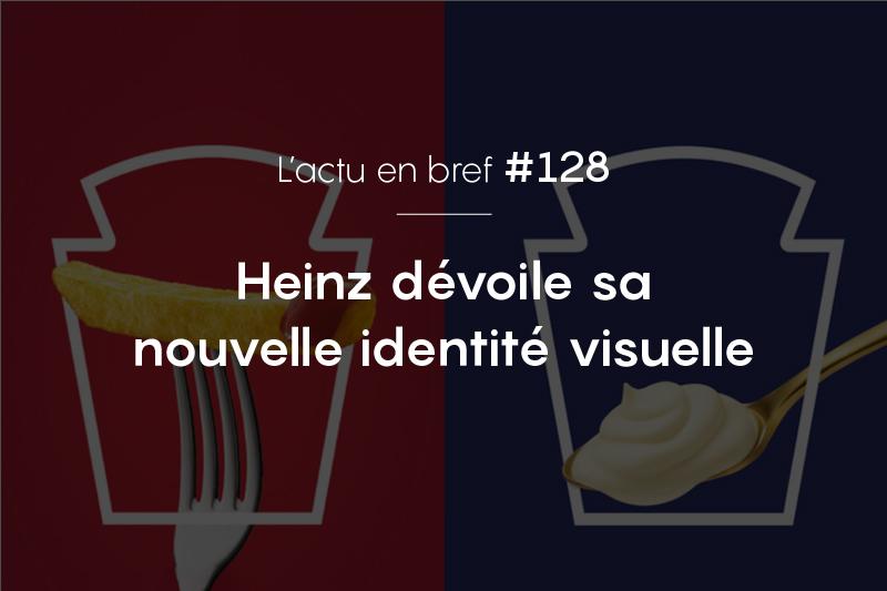 identité visuelle Heinz