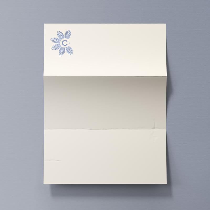 impression papier en-tête recyclé