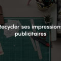 recycler ses impressions