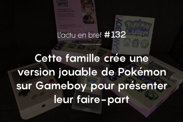 faire-part pokémon
