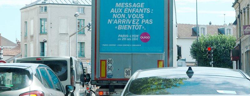 campagne publicitaire ouigo