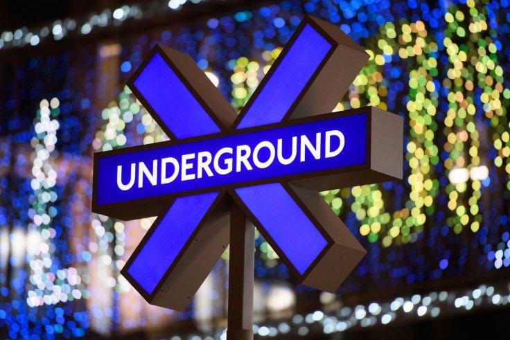 métro Londres sony
