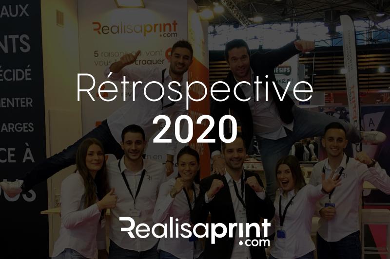 retrospective année 2020 realisaprint.com