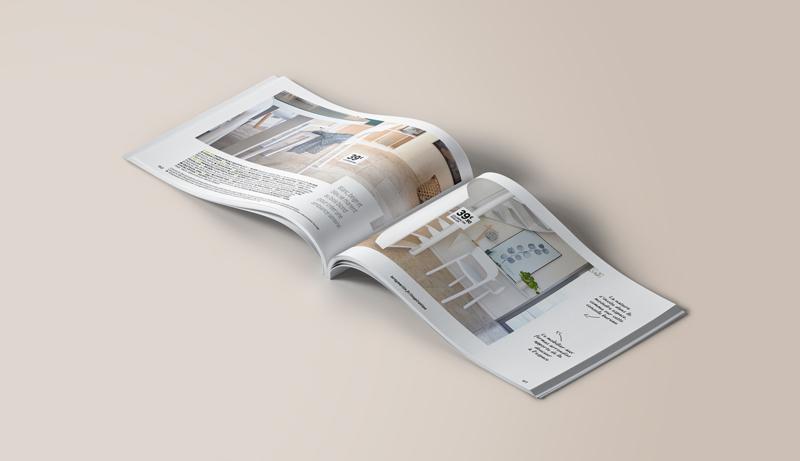 impression brochure format paysage