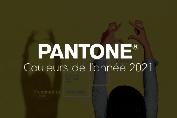 tendance couleur pantone 2021
