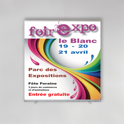 Exemple impression roll'up 200x200 - pack