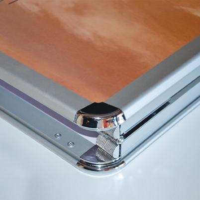 Angle stop-trottoir imprimé A1