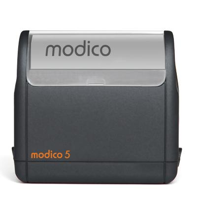 Tampon automatique M5 noir imprimé