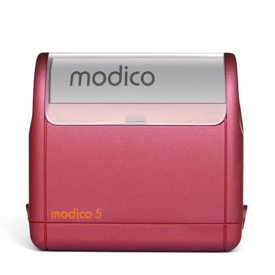 Tampon M5 automatique rouge imprimé
