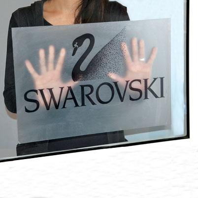 Impression autocollant grand format votre adh sif grand Miroir autocollant grand format