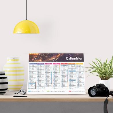 Exemple de calendrier rembord�