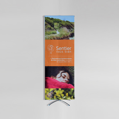Exemple impression banner double face 60x160