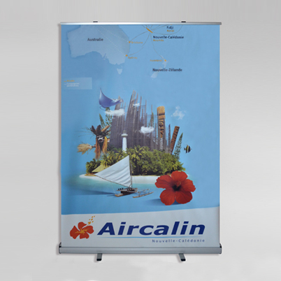 Exemple impression roll'up 150x200