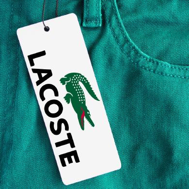 Impression étiquette papier textile